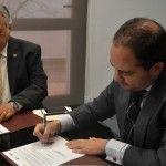 Convenio entre EUDE y Mexico